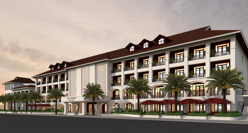 Kết quả hình ảnh cho Khách sạn Thuận Hóa - The Senna (Huế)